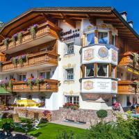 Hotel Garni Concordia - Dolomites Home, отель в Сельва-ди-Валь-Гардена