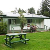 Alpine Holiday Apartments & Campground, hotel in Hanmer Springs