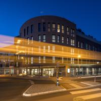 RS-HOTEL - smart luxury hotel & apartments, contactless and inspected, hotel in Brühl