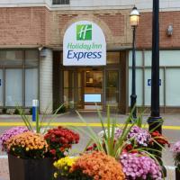 Holiday Inn Express Toronto Downtown, an IHG Hotel, hotel v destinaci Toronto