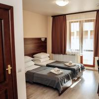 Villa Kmeller, hotel in Lviv