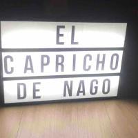 EL CAPRICHO de NAGORE - Lic UAT678