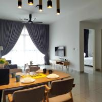 Conezion Putrajaya VacationHome by The Best Host