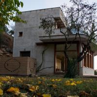 Casa ecológica con vistas a Montserrat