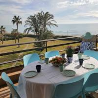 Gava Mar- Castelldefels Beachfront Apartment- Direct access to the beach