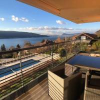 ROC & LAC - Terrasse vue lac, piscine, parking