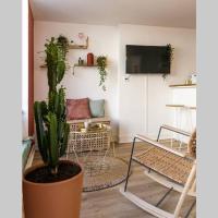 Appartement chaleureux en centre-ville de Caen