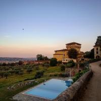 Agriturismo Fattoria Di Maiano, hotell i Fiesole