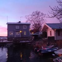 Vandrarhemmet Lotsen, hotel en Dalarö