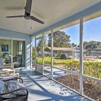 Riverfront Home with Dock - 1 Mi to Homosassa St Park