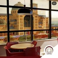 Santuário Palace Hotel, hotel em Aparecida