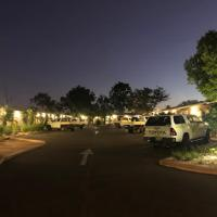 Velocity Motel & Bistro-TWA