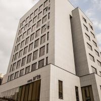 Hotel Arte, hotel en Suwon