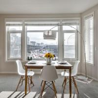 Stroll to Pike Place from a Waterfront Condo with a Balcony