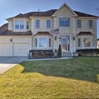 Egg Harbor Township Property with Pool & Hot Tub Hut
