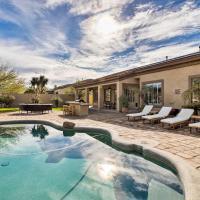 Luxury Sonoran Oasis 11Mi to ISM and Phoenix Raceway!
