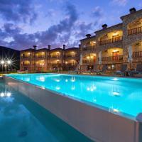 Αιολίδες, ξενοδοχείο στα Καλύβια