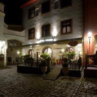 Hotel Grand, hotel v destinaci Český Krumlov