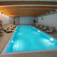 Amantis Vital Sport Hotel, hotel in Desná