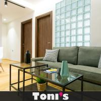 TONI'S 2BD Stay in Charming Historical centre