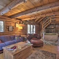Cabin Private Hot Tub, Walk to Pats Peak Ski Area, hotel in Henniker