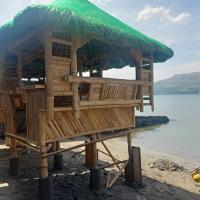 nipa hut, hotel in Subic