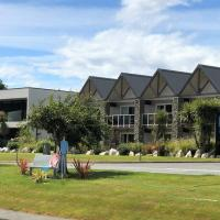 Fiordland Lakeview Motel and Apartments, hotel in Te Anau