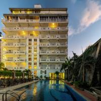Aristocrat Residence & Hotel, отель в Сиануквиле