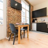 Cosy red-brick studio (close to Grand-Place & Bourse)