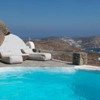 Luxury Villa Theatron Mykonos