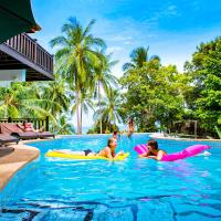 5 Star Villa - Very Private & Spacious Thong Nai Pan Koh Phangan, hotell sihtkohas Thong Nai Pan Noi