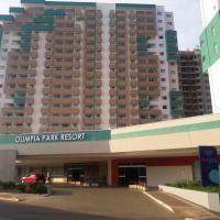 Apartamento em Resort de Olimpia 713