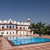 Laxmi Vilas Palace, hotel in Bharatpur