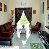 Villa Permai Homestay, hotel in Sandakan