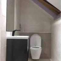 Private Double Room With New En-suite Shower Room