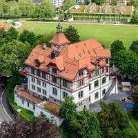 Militärkantine St. Gallen, ξενοδοχείο στο St. Gallen