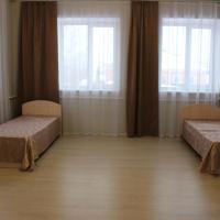 Апартаменты на Октябрьской однокомнатные, hotel in Shadrinsk