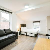 Stylish Studio Apartment near Wimbledon Park, hotel in Tooting, London