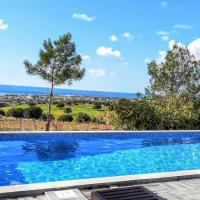 Villa Gavriel - Breathtaking Sea Views , Secluded, Peyia Views , Huge outdoor space , pool, hotel in Peyia
