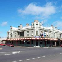 Madden's Commercial Hotel, hotel in Camperdown
