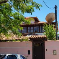 Casa com piscina no Centro de Búzios