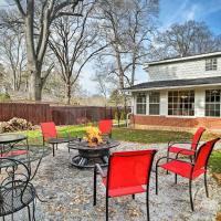 Cheery Cottage with Yard - Marietta Square Less Than 1 Mi
