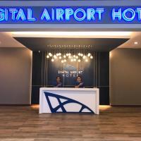 Digital Airport Hotel Terminal 2, hotel near Jakarta Soekarno Hatta Airport - CGK, Rawabagol