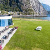 Valldal Fjordhotell - by Classic Norway Hotels, hotell i Valldal