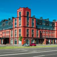 Willing Hotel, hotel in Minsk