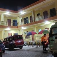 Hotel Greenlight, hotel in Chitwan