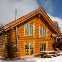 Luxus-Ferienhaus Blockhaus Chalet Nr. 3 mit Sauna, Fussbodenheizung im EG, Kamin, zentral in Feldberg-Ort