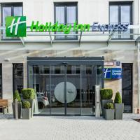 Holiday Inn Express Munich - City East, ξενοδοχείο στο Μόναχο