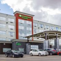 Wyndham Garden Edmonton Airport, hotel near Edmonton International Airport - YEG, Leduc