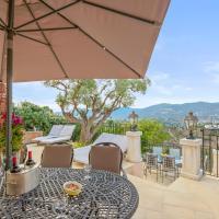 Cannes Mandelieu Lovely 6-Bed Villa